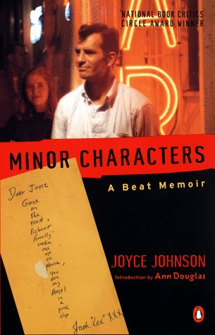 Minor Characters A Beat Memoir  1999 edition cover
