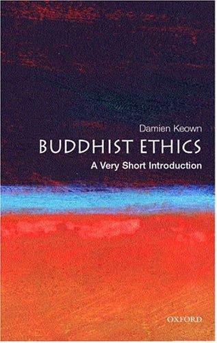 Buddhist Ethics   2005 edition cover