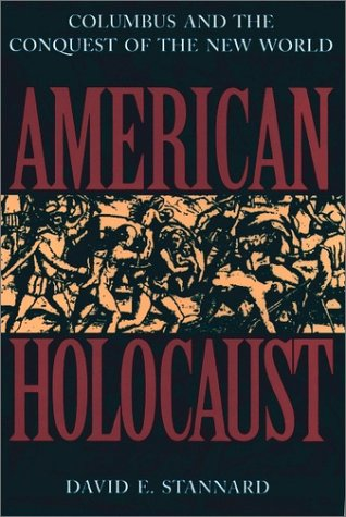 American Holocaust The Conquest of the New World  1993 (Reprint) edition cover