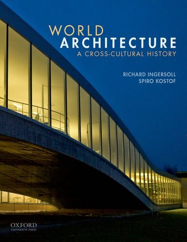 World Architecture A Cross-Cultural History 3rd 2013 edition cover