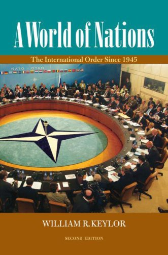 World of Nations The International Order since 1945 2nd 2009 edition cover