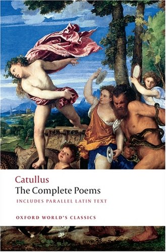 Complete Poems of Catullus   2008 edition cover
