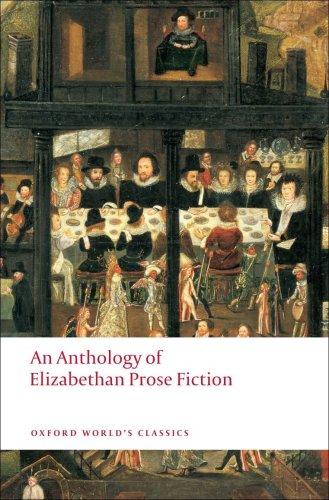 Anthology of Elizabethan Prose Fiction   2009 edition cover