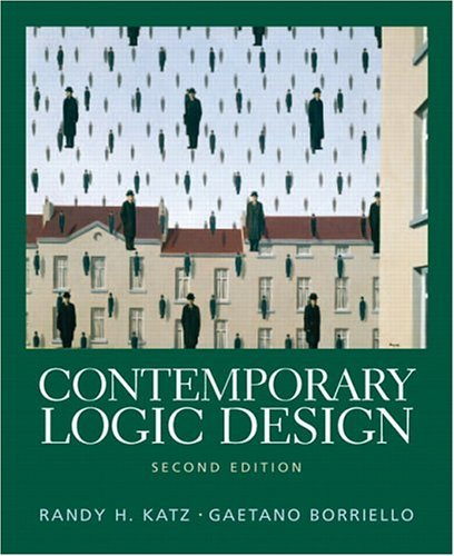 Contemporary Logic Design  2nd 2005 (Revised) edition cover