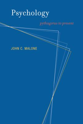 Psychology Pythagoras to Present  2011 edition cover
