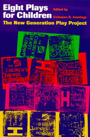 Eight Plays for Children The New Generation Play Project  1999 edition cover