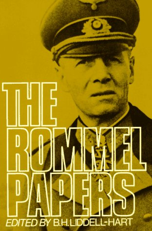 Rommel Papers  Reprint edition cover