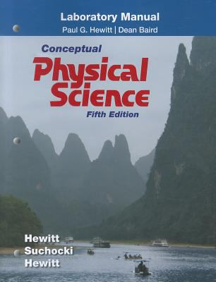 Conceptual Physical Science  5th 2012 edition cover