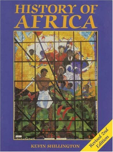 History of Africa, Revised 2nd Edition  3rd 1995 (Revised) edition cover