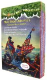 Magic Tree House Volumes 21-24 Boxed Set American History Quartet N/A edition cover