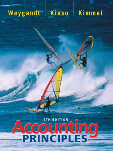 Accounting Principles, with PepsiCo Annual Report  7th 2005 (Revised) 9780471448570 Front Cover