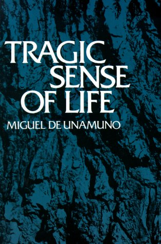 Tragic Sense of Life   1954 edition cover