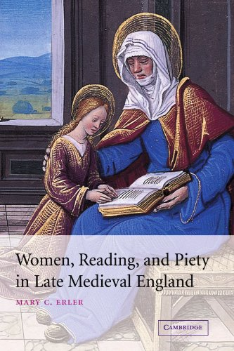 Women, Reading, and Piety in Late Medieval England   2002 9780521024570 Front Cover