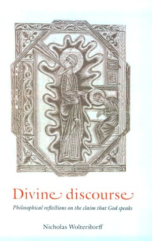 Divine Discourse Philosophical Reflections on the Claim That God Speaks  1995 9780521475570 Front Cover