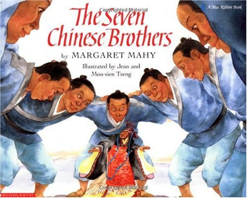 Seven Chinese Brothers  97th edition cover