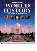 World History:Patterns Of Interaction (TN) (TE)  2008 9780618889570 Front Cover