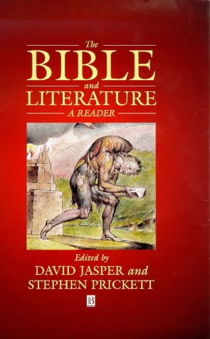 Bible and Literature A Reader  1999 edition cover