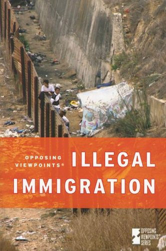 Illegal Immigration   2007 9780737733570 Front Cover