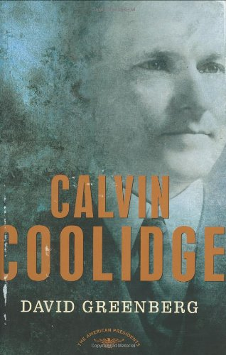 Calvin Coolidge   2007 (Revised) edition cover