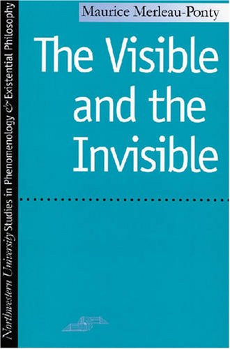 Visible and the Invisible   1968 edition cover