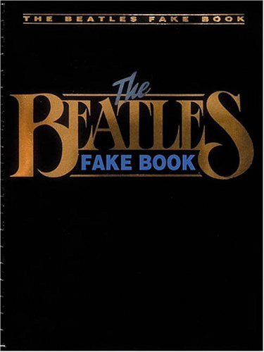 Beatles Fake Book  N/A edition cover