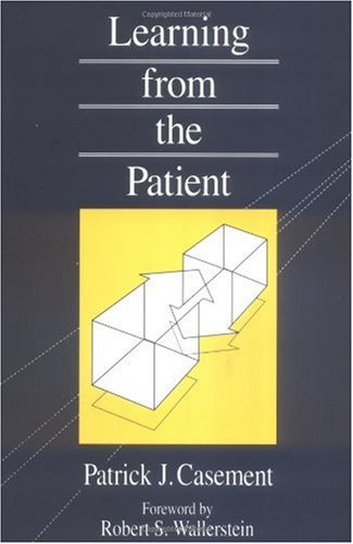Learning from the Patient   1990 (Reprint) edition cover