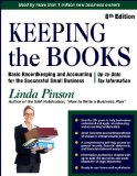 Keeping the Books Basic Recordkeeping and Accounting for Small Business  2014 edition cover
