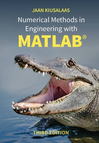 Numerical Methods in Engineering with MATLAB�  3rd 2015 (Revised) 9781107120570 Front Cover