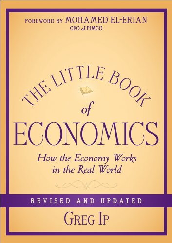 Little Book of Economics How the Economy Works in the Real World 2nd 2013 (Revised) edition cover
