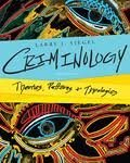 Criminology Theories, Patterns and Typologies 11th 2013 edition cover