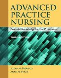 Advanced Practice Nursing Essential Knowledge for the Profession 3rd 2016 edition cover