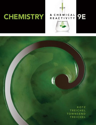 Chemistry and Chemical Reactivity  9th edition cover