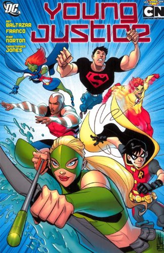 Young Justice   2011 9781401233570 Front Cover