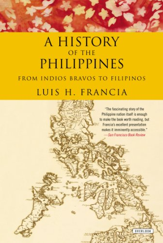 History of the Philippines From Indios Bravos to Filipinos N/A edition cover