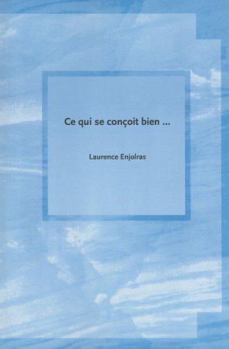 Ce Qui Se Con�oit Bien...   2000 edition cover