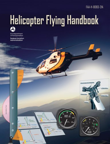 Helicopter Flying Handbook  N/A edition cover