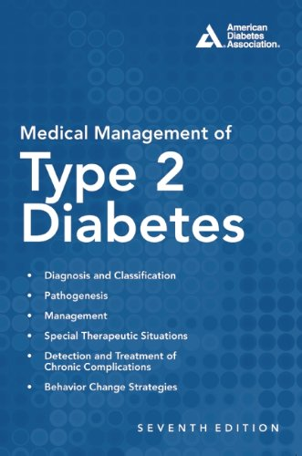 Medical Management of Type 2 Diabetes  6th 2012 edition cover