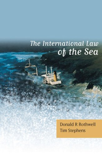 International Law of the Sea   2010 edition cover
