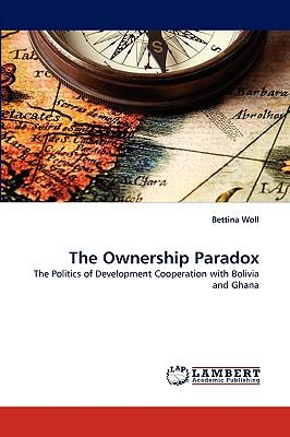 Ownership Paradox  N/A 9783838385570 Front Cover