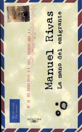 LA Mano Del Emigrante  2001 edition cover