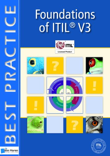 Foundations of ITIL  N/A edition cover