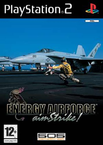 Energy Airforce - Aim Strike (PS2) PlayStation2 artwork