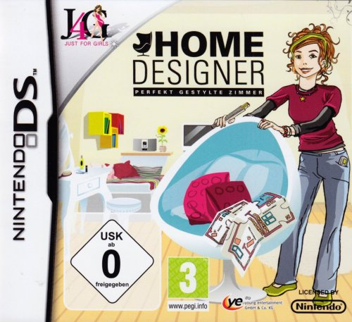 Home Designer - Perfekt gestylte Zimmer Nintendo DS artwork