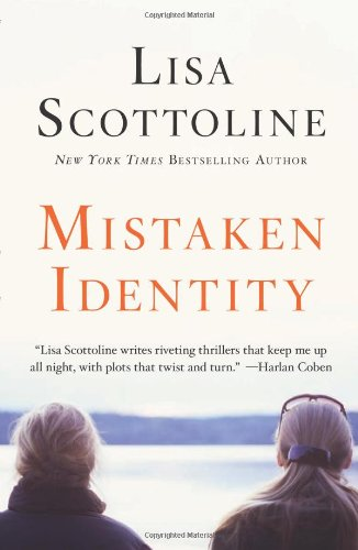 Mistaken Identity  N/A edition cover