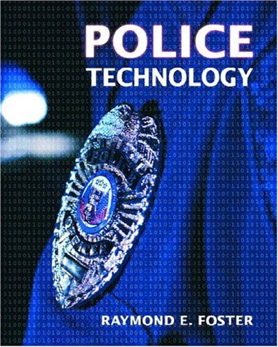 Police Technology   2005 edition cover