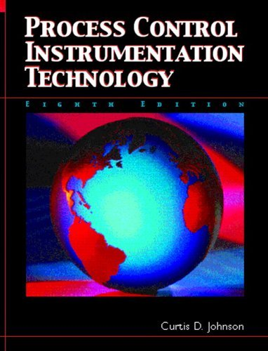 Process Control Instrumentation Technology  8th 2006 (Revised) edition cover