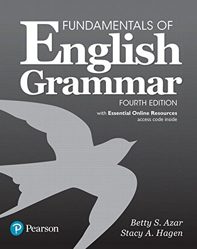 Fundamentals of English Grammar  4th 2017 9780134656571 Front Cover
