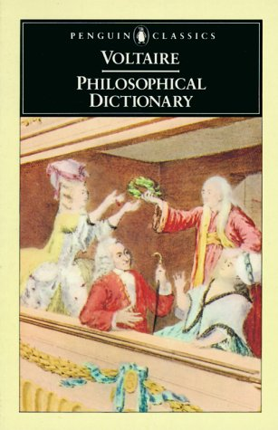 Philosophical Dictionary   1971 edition cover
