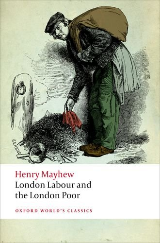London Labour and the London Poor   2012 edition cover
