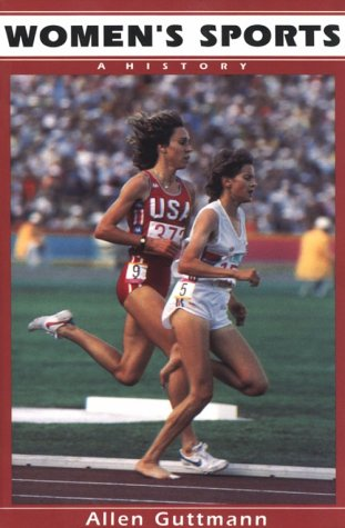 Women's Sports A History  1993 edition cover